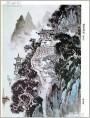 碧莲胜境(国画)